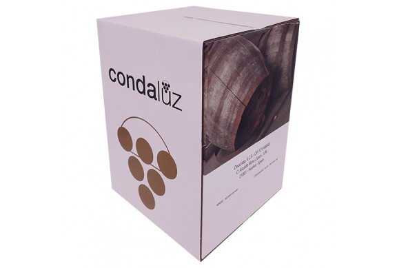 Condaluz, White Wine. 750 ml.