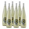 Condaluz, Vino Blanco Semidulce. 750 ml. Caja 6 unidades