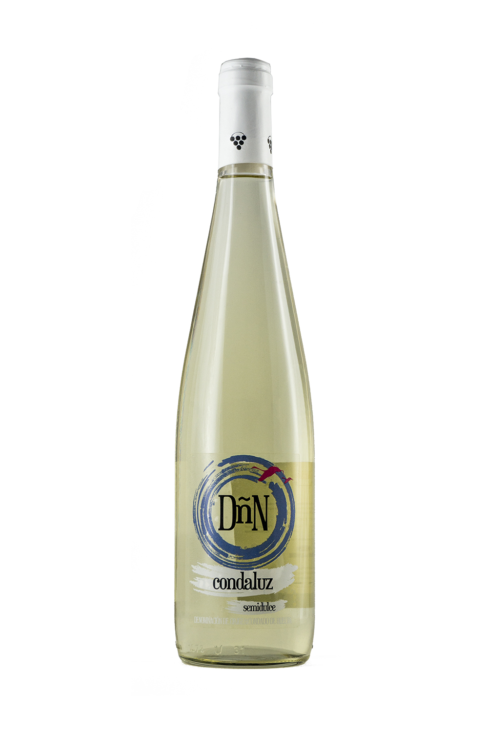Condaluz, Semi-sweet white wine. 750 ml.