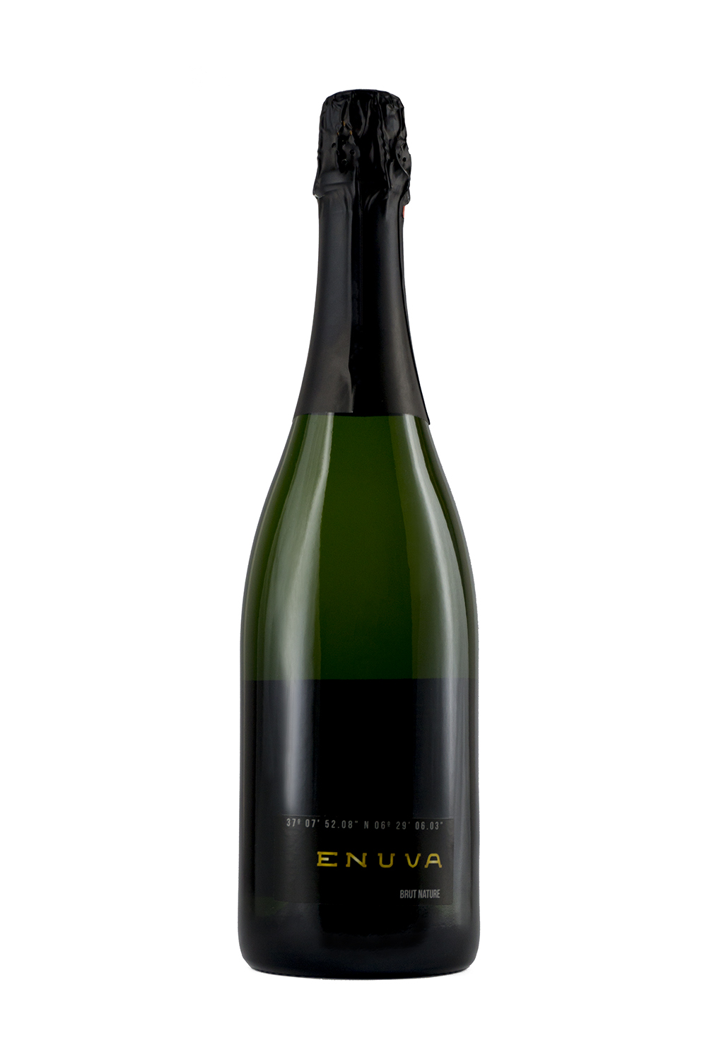 Enuva, Sparkling brut nature. 750 ml.
